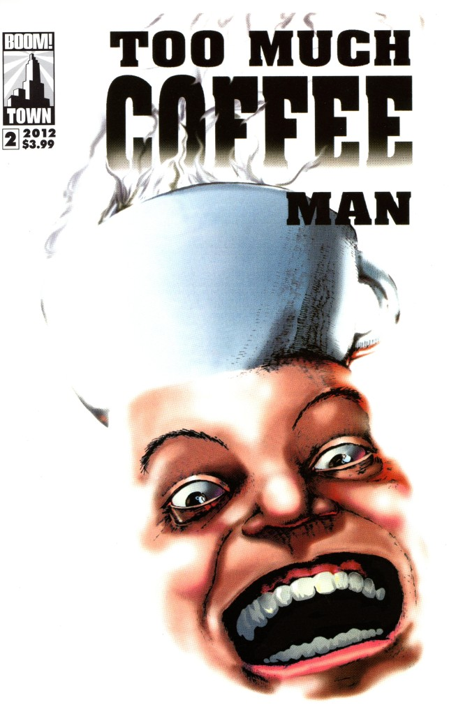 Too Much Coffee Man001