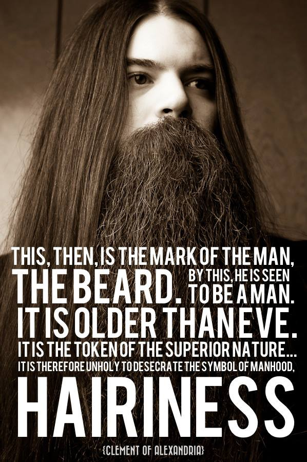 Hairiness quote