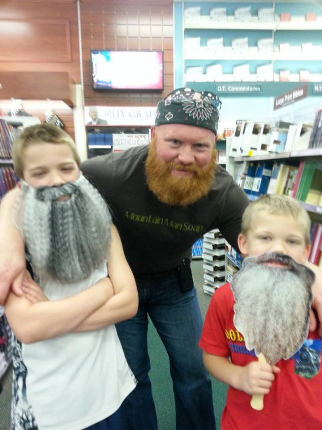 Duck Dynasty event