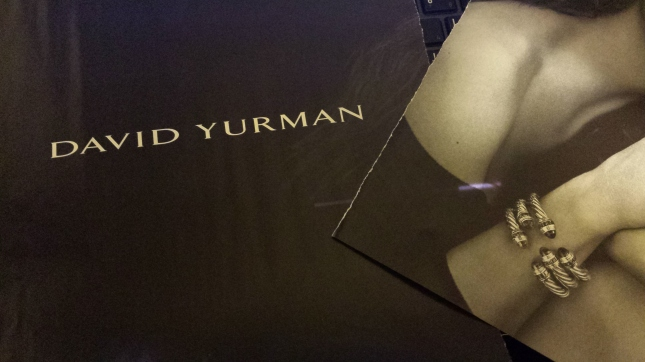 David Yurman armrings