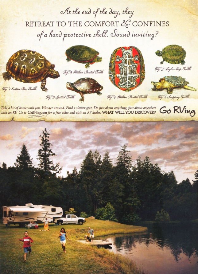 RV Turtle Ad