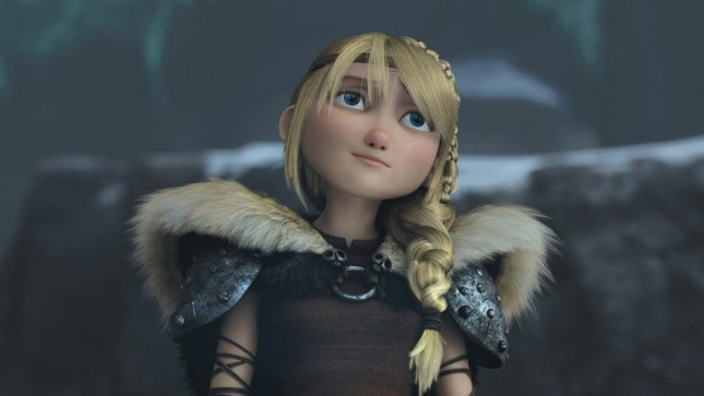 Astrid-How to Train Your Dragon