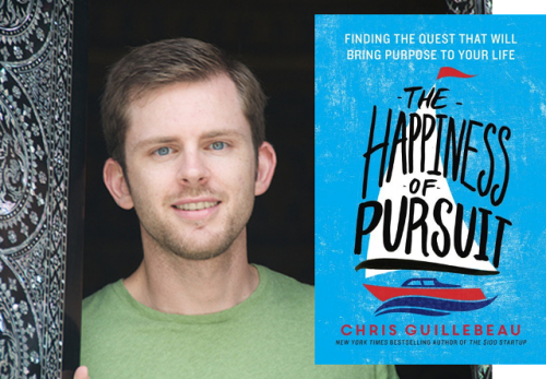Chris Guillebeau-happiness of pursuit
