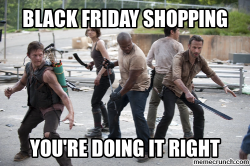 Walking Dead-Black Friday