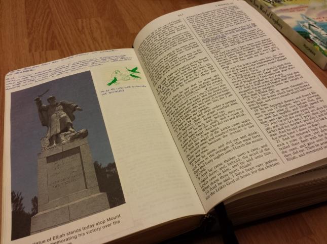 Bible-1 Kings-Elijah