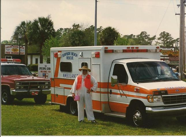 Surfside Rescue-Easter-Ambulance