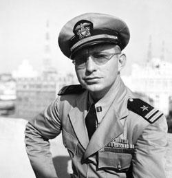 L Ron Hubbard-Navy